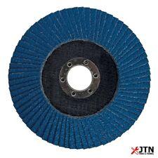 "36 Grit Zirconium Flap Disc Sanding Grinding Rust Removing 4-1//2/"" grinder 100pk"
