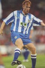 Football Photo>TONY ADCOCK Colchester United 1995-96