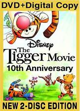 Winnie the Pooh - The Tigger Movie (DVD, 2009, 2-Disc Set, 10th Anniversary)