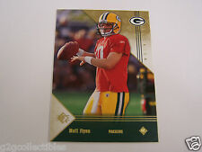 Matt Flynn ROOKIE CARD #138 (Lot of 7) 2008 Upper Deck SP ROOKIE EDITION FB