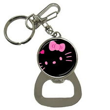Hello Kitty Cartoon Key Ring / Keychain Beer Soda Bottle Cap Opener HOT Gifts