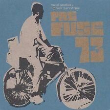 Vocal Studies + Uprock Narratives by Prefuse 73 (CD, Jun-2001, Warp) BRAND NEW