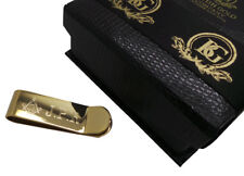FREEMASON Engraved Money Clip Credit Card Gold Clad in Luxury Gift Box Masonic