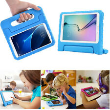 For Samsung Galaxy Tab S 10.5 T800 Kids Shockproof Handle Rubber Foam Case Cover