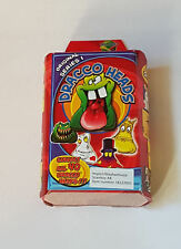 Dracco Heads JUMBO (MEGA) UNOPENED BOOSTER PACK *VERY RARE*