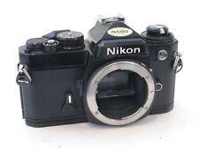 Nikon FE Camera for Spares or Repair. Stock No u12038