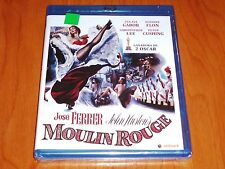 MOULIN ROUGE John Huston 1952 Precintada