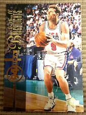 Dan Majerle Upper Deck 1994 USA NBA Basketball Insert Highlights Card