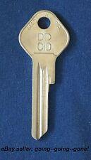 ORIGINAL BRIGGS DPCD KEY BLANK DODGE CHRYSLER DESOTO Y127 XO1199B 1939-48 TRUNK