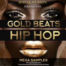 Hip Hop Trap Mega Big Sound WAV Samples 70GB Loops Library Pack *SAMPLE LISTEN!*