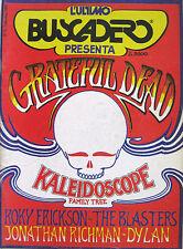 BUSCADERO 51 1985 Grateful Dead Jonathan Richman Working Week Chris Hillman