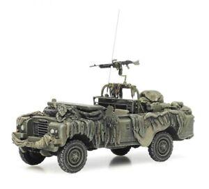 Artitec 6870343 - 1/87/H0 UK Land Rover 109 Recce - British Army Combat Ready