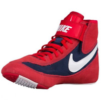 Nike Speed Sweep VII Red/Blue Men's Wrestling Shoes 366683-614 Sz 14 M **New**