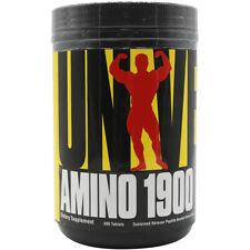 Universal Nutrition Amino 1900 - 300 Tablets - Peptide-bonded Amino Acids