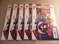 Avengers Thunderbolts #1 (Marvel 2004) Lot of 5 issues / Free Domestic Shipping
