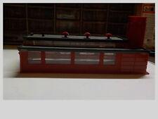 HO Vintage Built Aurora Train Building Aurtown School House #654-1.29