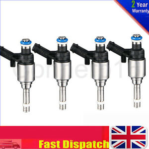 4x Fuel Injectors For Skoda VW AUDI A4 B8 A5 2008-2012 2.0TFSI PETROL 06H906036G