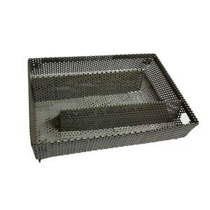 EZ- Cold Smoker Tray for Pellet Smoking