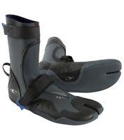O'Neill Wetsuits Mens 3/2 mm Psychotech Split Toe Boot - Black - Size 6