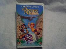 THE RESCUERS DOWN UNDER DIAMOND CLASSICS VHS MOVIE,cody,bernard,miss bianca