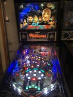 WILLIAMS STAR TREK THE NEXT GENERATION PINBALL MACHINE LEDs