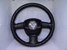 * Audi A3 MK2 8P 2004-2008 3 habló Volante De Cuero Negro 8P0419091CK