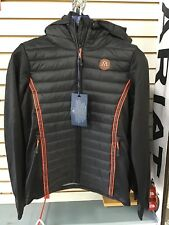Mountain Horse Montana Hybrid Jacket with Insulated Body and Detachable Hood