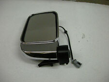 Door/Wing Mirror Chrome Electric R/H O/S For Nissan Navara D22 2.5TD 11/2001>On