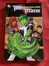 Teen Titans Beast Boys And Girls!!! Graphic Novel Trade Paperback