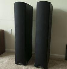 Klipsch Synergy F-2 Floor Standing Speakers - Look & Sound Great.