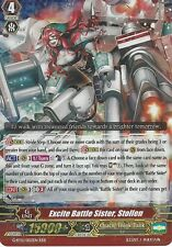 CARDFIGHT VANGUARD CARD: EXCITE BATTLE SISTER, STOLLEN - G-BT12/003EN RRR
