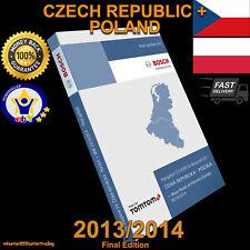 TELEATLAS DX POLAND CZECHY 2013/14 SAT NAV DISC MAP NAVIGATION CD MFD1 MERCEDES