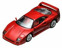 Tomica Limited Vintage Neo TLV Ferrari F40 (Red) Diecast Car NEW from Japan