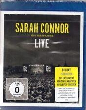 Sarah Connor - Muttersprache - Live - BluRay - Neu / OVP