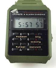 WATCH LAURENS DIGITAL L123J901Y OROLOGIO ALARM CHRONO CALCOLATRICE VINTAGE NEW