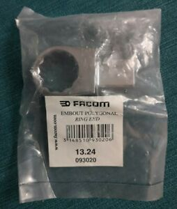 Genuine FACOM 13.24 14X18 TORQUE FITTING - RING END WRENCH - 24MM