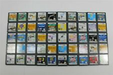 Lot Of 50 Nintendo DS Games- Up, Clubhouse Games, Toy Story 3