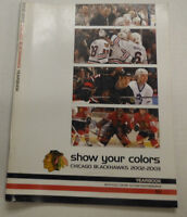 2002-2003 Chicago Blackhawks Magazine Yearbook 101714R2
