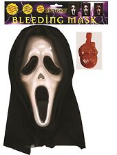 Scary Halloween Masks | Bleeding Scream Mask