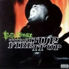 Busta Rhymes Turn it up (Remix)/Fire it up (cardsleeve)  [Maxi-CD]