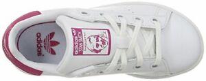 Womens Adidas Stan Smith J Pink