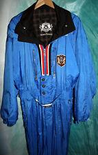 Mens Premium Bogner Markus Wasmeier Ski Suit, Overalls Xlnt Condition, Size 40