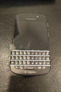 BLACKBERRY Q10 - 16GB - BLACK FULLY UNLOCKED SQN 100-5 - LIMITED QUANTITY -