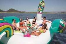 Bestway Schwimminsel Badeinsel Schwimmliege Einhorn Wasserliege Lounge