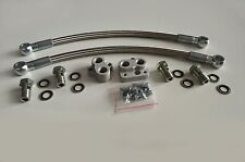 Nicon Rotary 13B-REW RX-7 Oil Filter Body relocation Kit For swap to RX-8 SE3P