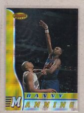 1996 Bowman's Best Basketball - Atomic Refractor - #54 Danny Manning - NM/MT