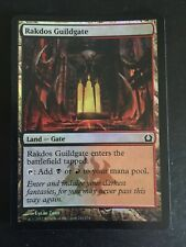 1x Rakdos Guildgate Return To Ravnica Ed. Foil MTG Magic The Gathering MP Cond