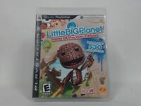 LITTLEBIGPLANET GAME OF THE YEAR EDITION Playstation 3 PS3 Complete CIB Good
