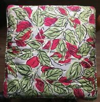 Mid Century Nettle Creek Mod floral Throw Pillow removable cover