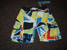 Boys PJ Masks Swim Shorts Red Age 3-4 Years NWT Tu